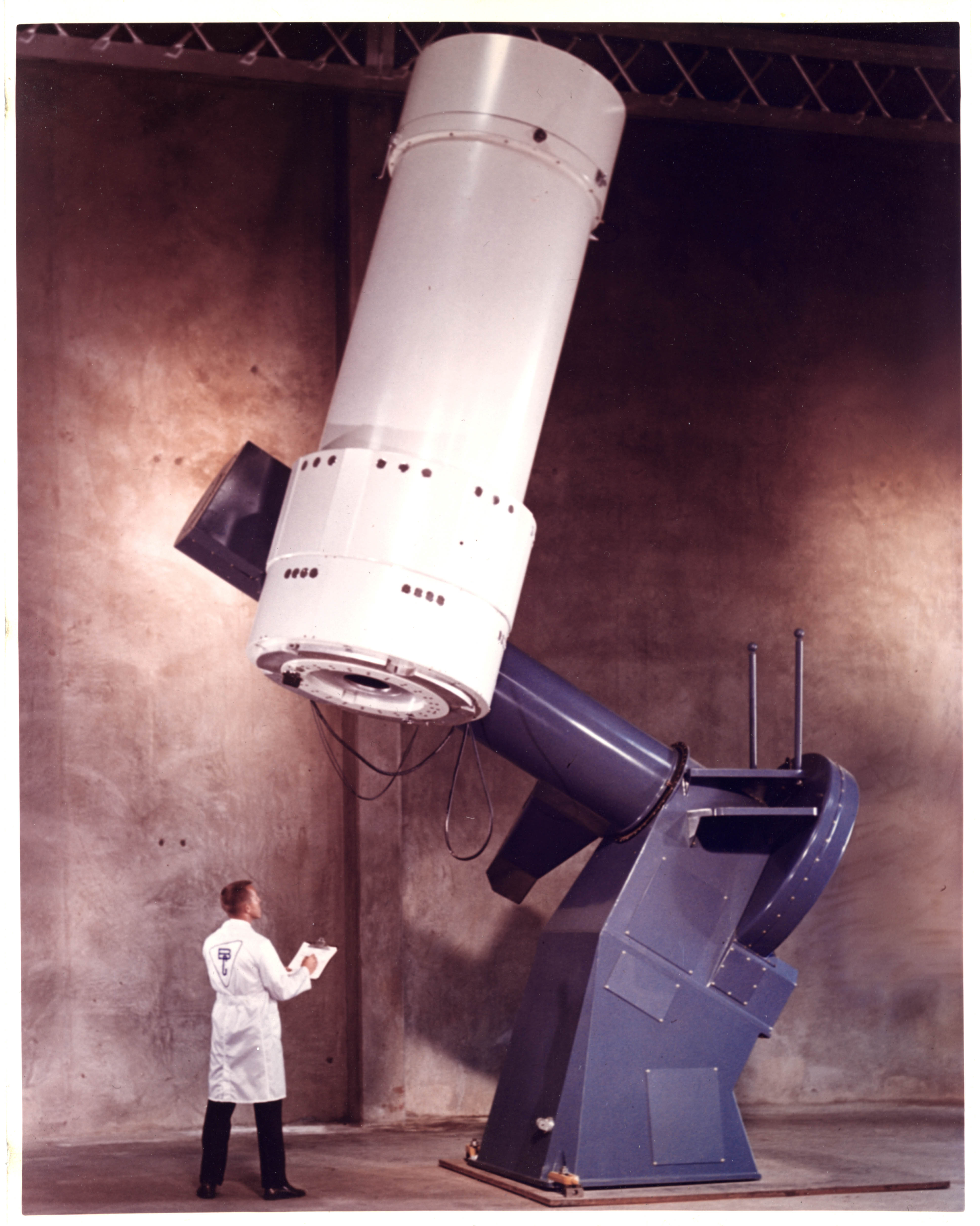 40 Inch 1 02 Meters Telescope For Siding Spring